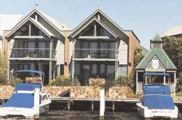 Slipway Holiday Villas - Kempsey Accommodation