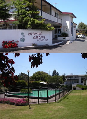 Riverside Gardens Motor Inn - Kempsey Accommodation