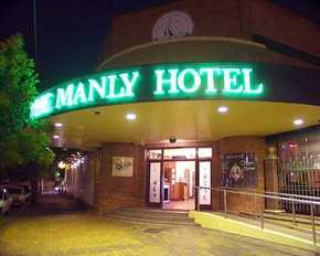 The Manly Hotel - Kempsey Accommodation