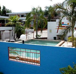 Caloundra Suncourt Motel - Kempsey Accommodation