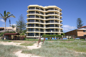 Spindrift On The Beach - Kempsey Accommodation