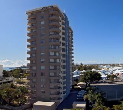 Newport Apartments Mooloolaba - Kempsey Accommodation