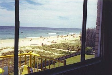 Surfers Pacific Towers - Kempsey Accommodation