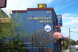 Gladesville Motel - Kempsey Accommodation