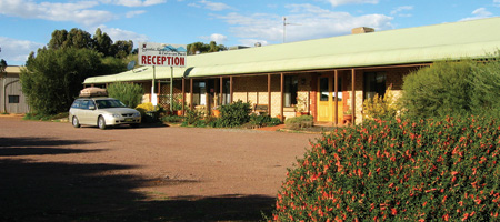 Gawler Ranges Motel - Kempsey Accommodation