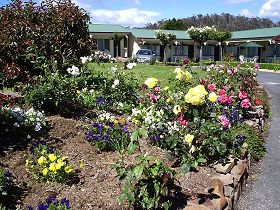 Wintersun Gardens Motel - Kempsey Accommodation