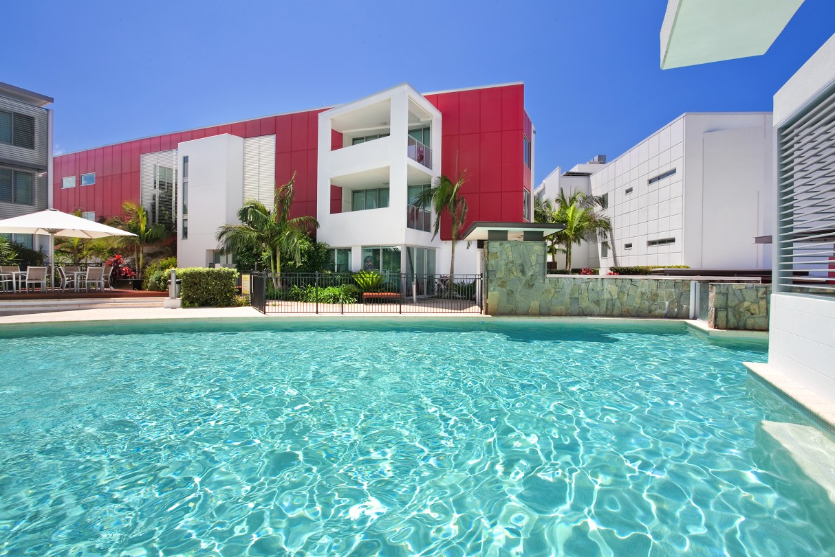 Element on Coolum Beach - Kempsey Accommodation
