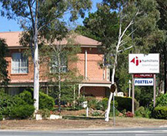 Hamilton's Townhouse Motel - Kempsey Accommodation