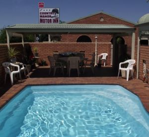 Country Manor Motor Inn - Kempsey Accommodation