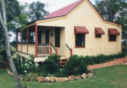 Mango Hill Cottages Bed and Breakfast - Kempsey Accommodation