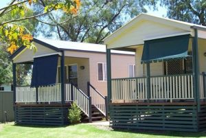 Dalby Tourist Park - Kempsey Accommodation