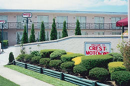 Crest Motor Inn - Kempsey Accommodation