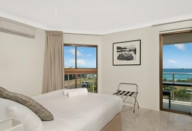 Bayview Beachfront Apartments - Kempsey Accommodation