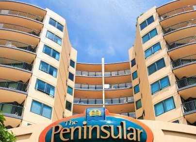 The Peninsular Beachfront Resort - Kempsey Accommodation