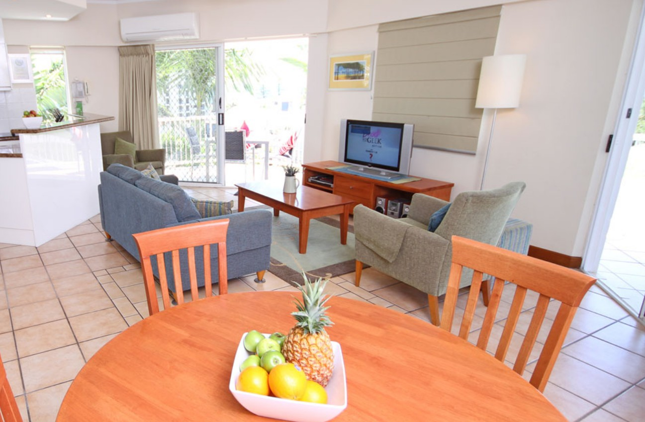 Coolum Seaside Apartments - Kempsey Accommodation