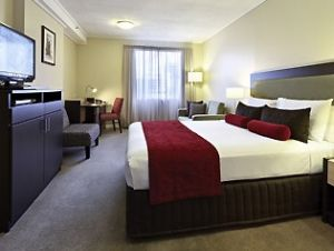 The Swanston Hotel Melbourne Grand Mercure - Kempsey Accommodation