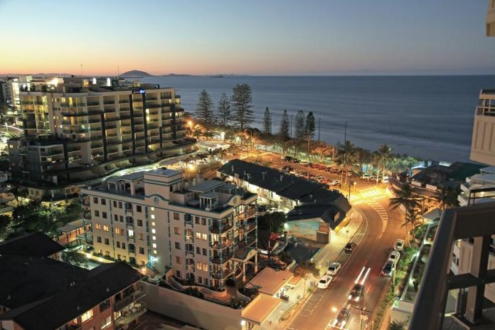 Aegean Apartments Mooloolaba - Kempsey Accommodation