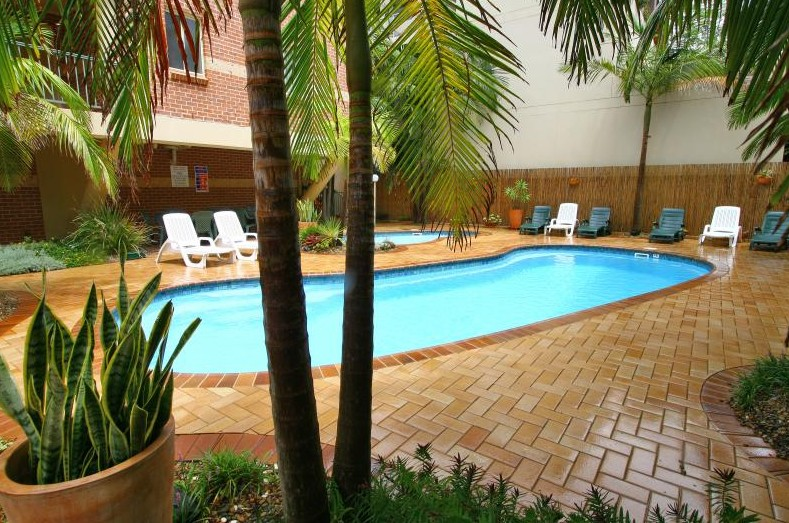 Terralong Terrace Apartments - Kempsey Accommodation
