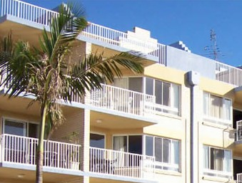 Mainsail Holiday Apartments - Kempsey Accommodation