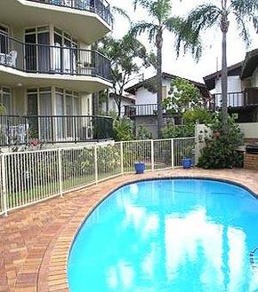 Bayview Beach Holiday Apartments - Kempsey Accommodation