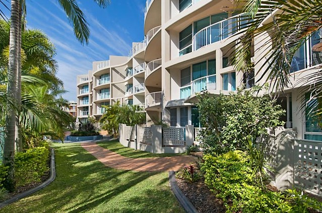 Sailport Mooloolaba Apartments - Kempsey Accommodation