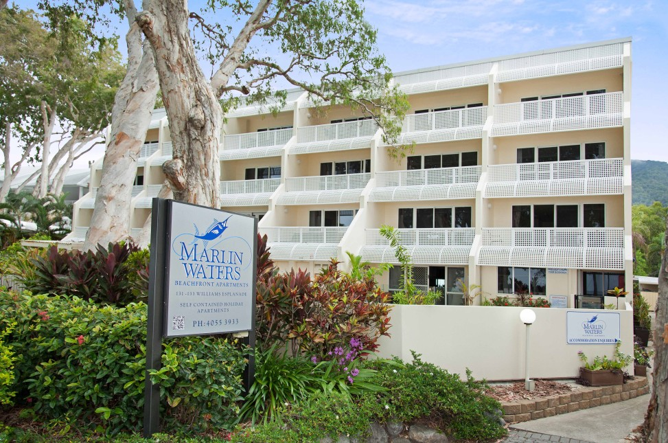 Marlin Waters Beachfront Apartments - Kempsey Accommodation