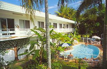 Silvester Palms Holiday Apartments - Kempsey Accommodation