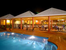 Reef Resort - Kempsey Accommodation