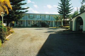Troubridge Hotel - Kempsey Accommodation