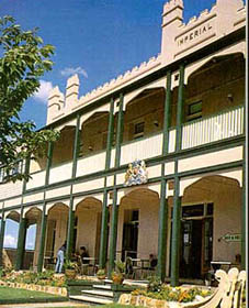 Imperial Hotel Mount Victoria - Kempsey Accommodation