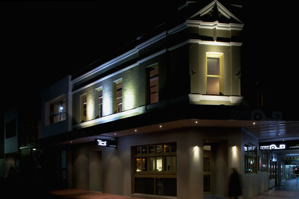 Crocodile Farm Hotel - Kempsey Accommodation