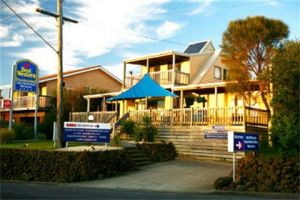 Best Western Great Ocean Road Motor Inn - Kempsey Accommodation
