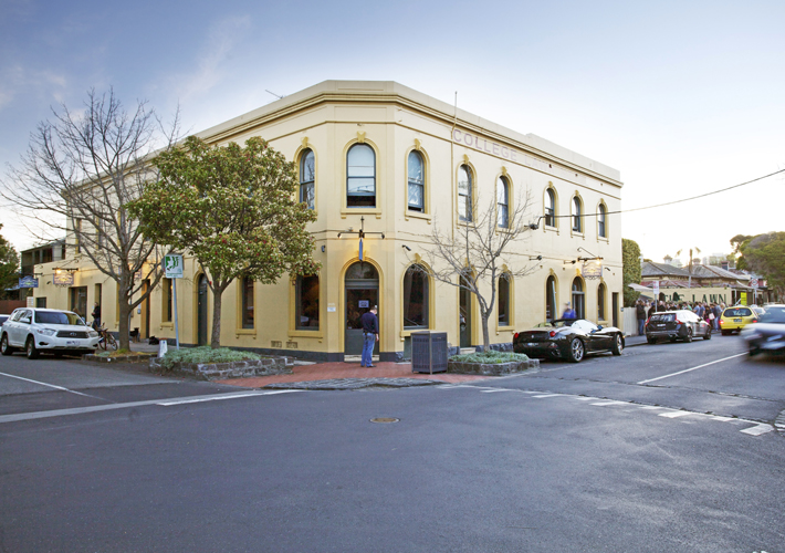 College Lawn Hotel - Kempsey Accommodation