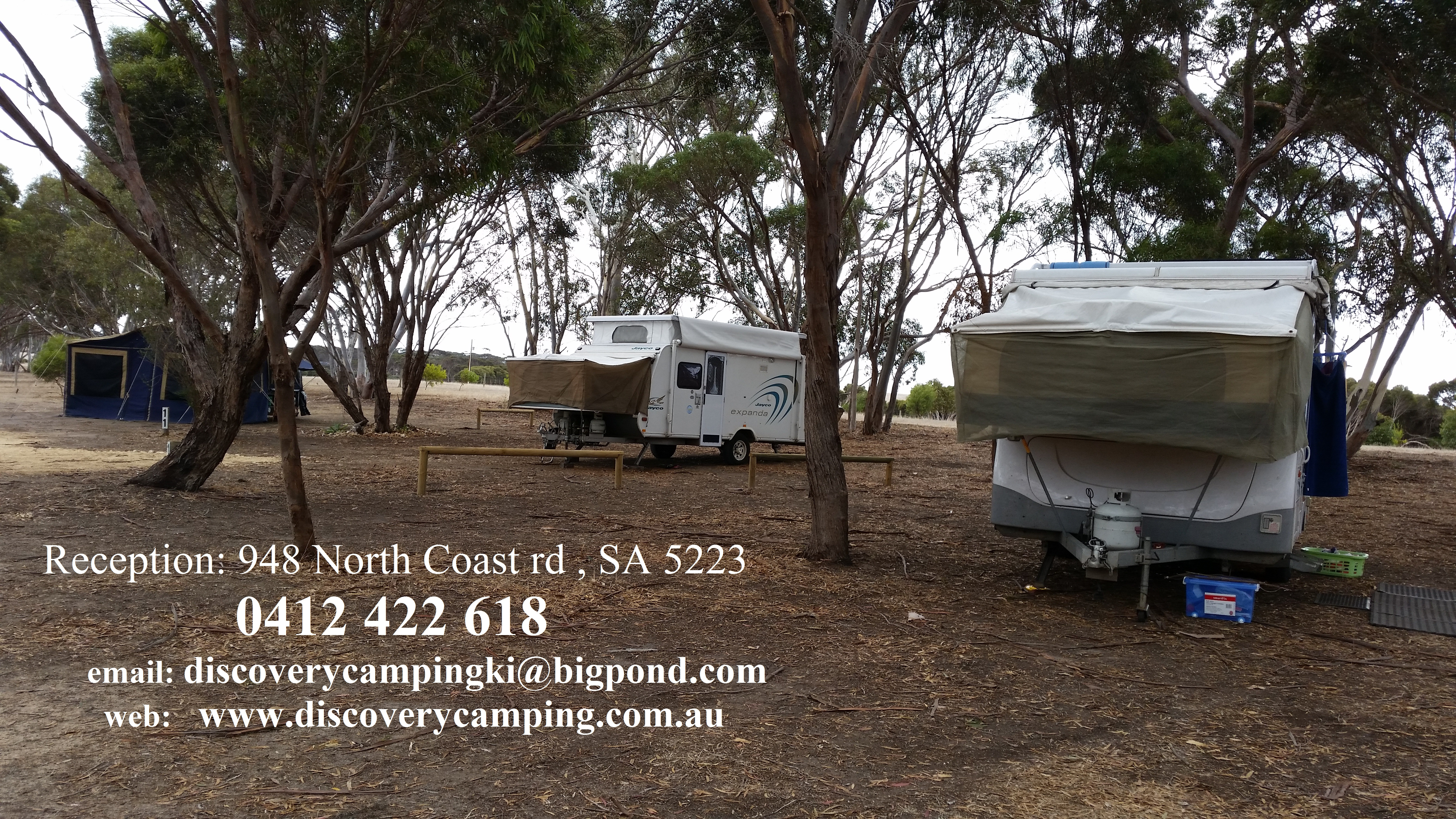 Discovery Lagoon  Caravan  Camping Grounds - Kempsey Accommodation