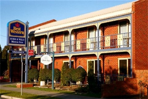 Best Western Burke amp Wills Motor Inn - Kempsey Accommodation