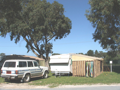 Waterloo Bay Tourist Park - Kempsey Accommodation