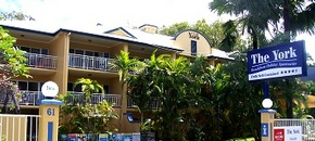 The York Beachfront Holiday Apartments - Kempsey Accommodation