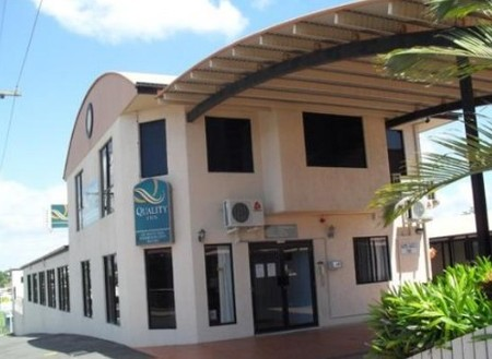Quality Inn Harbour City - Kempsey Accommodation