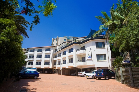 Terrigal Sails Serviced Apartments - Kempsey Accommodation