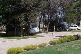 Paringa Caravan Park - Kempsey Accommodation