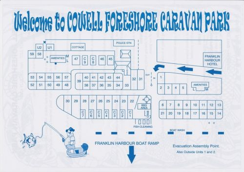Cowell Foreshore Caravan Park amp Holiday Units - Kempsey Accommodation