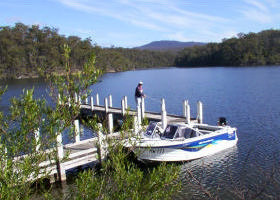 Blue Waters Holiday Cottages - Kempsey Accommodation