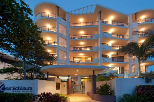 Meridian Alex Beach Apartments - Kempsey Accommodation