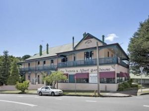 The Victoria amp Albert Guesthouse - Kempsey Accommodation