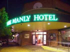 Manly Hotel The - Kempsey Accommodation