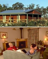 Twin Trees Country Cottages - Kempsey Accommodation