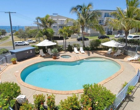 Pandanus Coolum Beach - Kempsey Accommodation