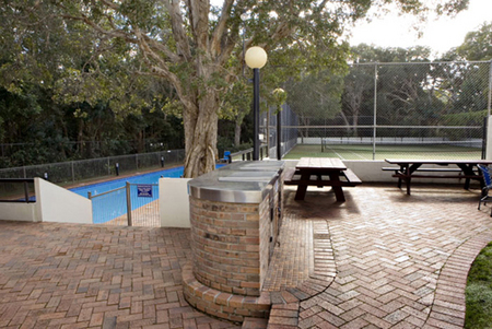 Pacific Towers Holiday Apartments - Kempsey Accommodation