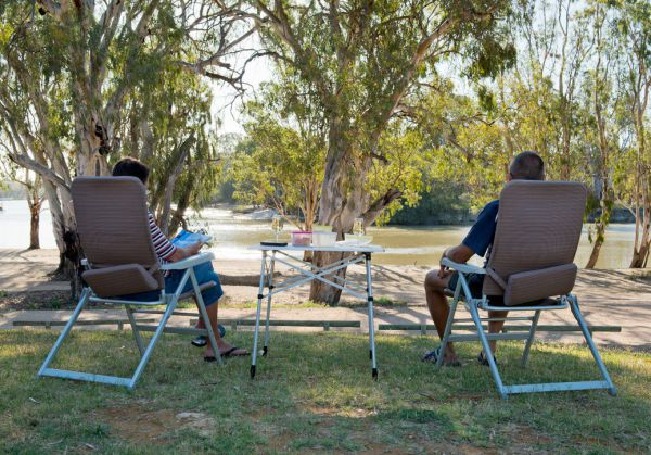 Loxton Riverfront Holiday Park - Kempsey Accommodation