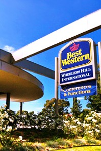 Best Western Wheelers Hill International - Kempsey Accommodation